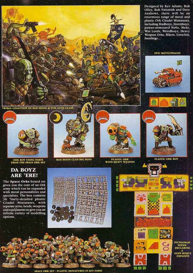 Citadel Releases: January - March 1990