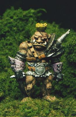Blood Bowl Ogre!