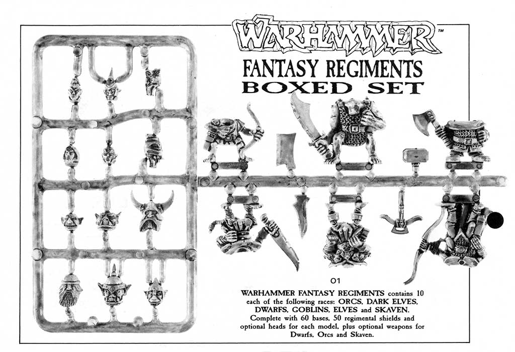Image result for fantasy regiments