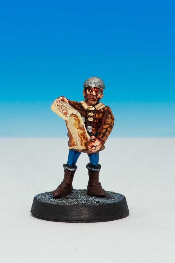 1985 Villager Bully C46 Oswald Grunge Citadel Warhammer Townsfolk NPC Mordheim