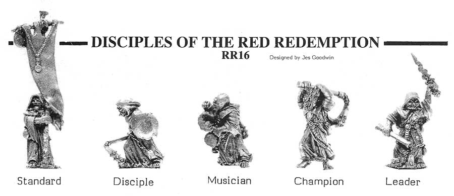 RR16 - Disciples of the Red Redemption - Compendium 3