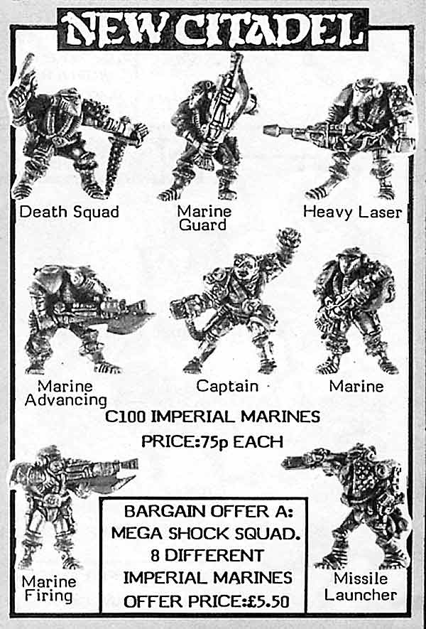 History Lesson Where Does Warhammer 40000 Come From 40klore
